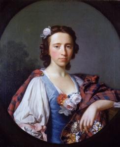 Allan Ramsay (1713–1784), Portrait of Flora Macdonald, 1749