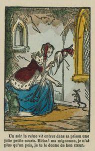 La bonne petite souris, Estampe, Pellerin éd., 1854, Bibliothèque nationale de France