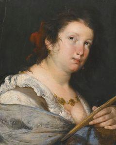 Bernardo Strozzi (1581-1644), Arachné