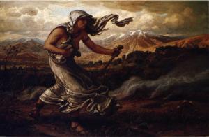 Elihu Vedder, La Sybille de Cumes, 1876