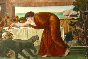 Edward Burne-Jones (1833–1898), The Wine of Circe, 1900