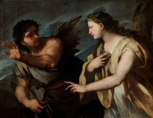Luca Giordano (1632–1705), Picus and Circe