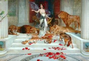 Wright Barker (1864-1941), Circe, 1889