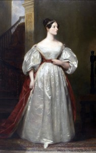 Margaret Carpenter (1793–1872), Portrait d'Ada Lovelace (1815-1852), 1836, Government Art Collection (UK)