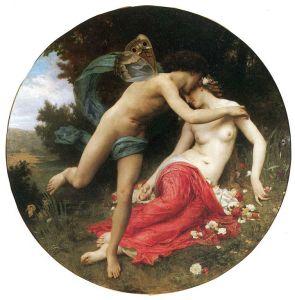 William-Adolphe Bouguereau (1825–1905), Flore et Zéphyr, 1875, Musée des Beaux-Arts de Mulhouse