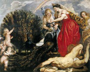 Pierre Paul Rubens  (1577–1640), Juno et Argus, vers 1611