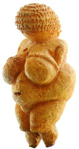 Vénus de Willendorf, Photo : MatthiasKabel (Wikimédia)