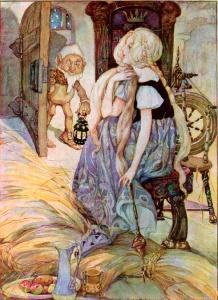 Anne Anderson (1874-1930), La fille du meunier, Wikipedia (http://www.artsycraftsy.com/anderson_prints.html)