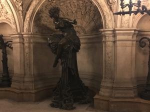 Marcello, La Pythie, Opéra Garnier