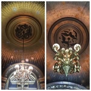 Salons du soleil et de la lune à l'Opéra Garnier