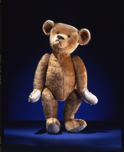 Teddy Bear, ca 1903, INational Museum of American History, http://americanhistory.si.edu/collections/search/object/nmah_491375